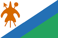 country Lesotho